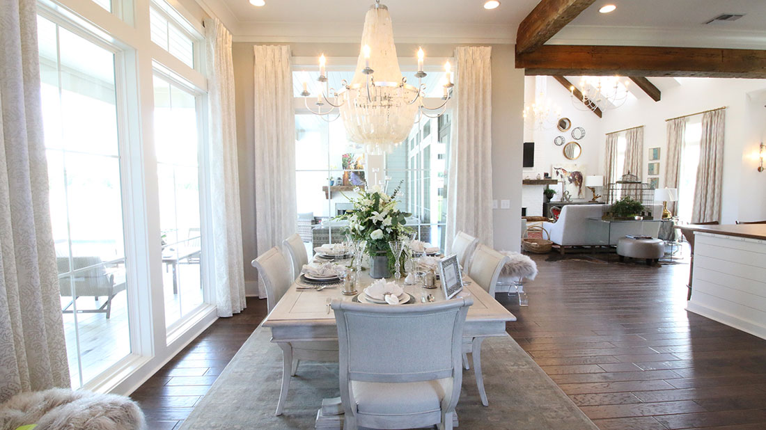 St jude dream home by mclain companies lafayette la for Jude house
